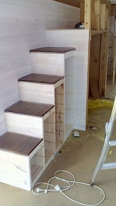 trofast stairs conversion 2