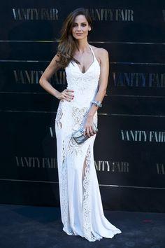 Ariadne Artiles Photos: Vanity Fair Party in Madrid - gorgeous!