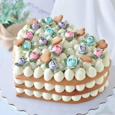 Cupcakes, Cake Cookies, Cupcake Cakes, Beautiful Cakes, Amazing Cakes, Biscuit Cake, Number Cakes, Cake & Co, Cake Trends
