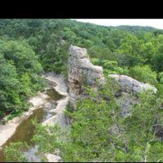 """The Pinnacles"" by Columbia, Missouri"