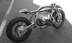 Habermann & Sons Classic Motorcycle Clothiers - BMW #caferacer | caferacerpasion.com