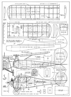 The Velie Monocoupe-AT-04-50 is one of the model airplane plans available for download and printing.