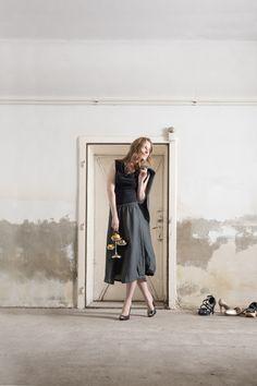Collection, Dresses, Fashion, Linen Fabric, Vestidos, Moda, Gowns, Fasion, Dress