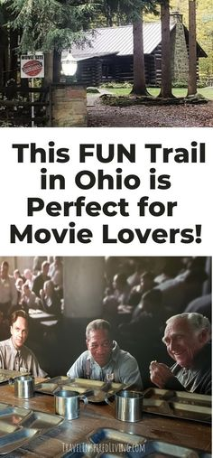 The Blockbuster movie, The Shawshank Trail was filmed in the iconic prison in Mansfield, Ohio. Not only can you tour the prison but you can also take a self-guided driving tour of the area to see other famous scenes that you'll recognize from the movie. #ThingstodoinOhio #ShawshankTrail #TravelTips