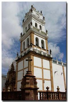 Sucre Metropolitan Cathedral. Bolivia