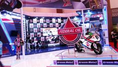 motorcycle booth - Google Search