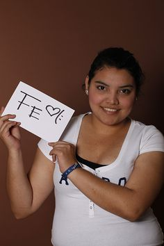 Fe, Cristina Macías, FTSYDH, Estudiante, Guadalupe, México.