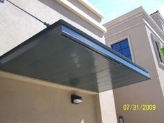 Blade and Metal Awnings