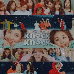 "Twice's new MV ""Knock Knock"" is so cute! Twice really does make the catchiest music! Pls support Twice by watching/liking Knock Knock on YouTube. Have a nice day everyone!  . . . #twice #knockknock #twicejyp #jyp #nayeon #jihyo #jungyeon #sana #momo #mina #dahyun #chaeyoung #tzuyu #kpop #kpopl4l #kpopf4f #once #kpopexlikes"