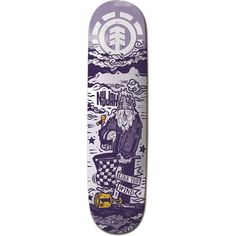 Nyjah This Ol Dog 8.125 Inch. Element