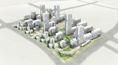 H Architecture's winning proposal for the Sejong Public Housing Development
