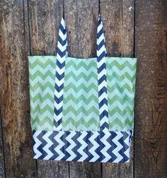 DIY Reusable Laminate Grocery Bag