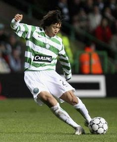 Shunsuke Nakamura, Japan (Yokohama Marinos, Reggina, Celtic Glasgow, Espanyol…