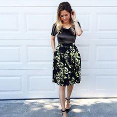 The Madison skirt  #lularoemadison #sundaysbest