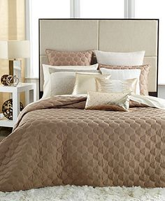 INC International Concepts Calista Coverlet Collection - Bedding Collections - Bed & Bath - Macy's