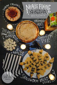 The Crafting Shell: Movie Foodie: Beetlejuice
