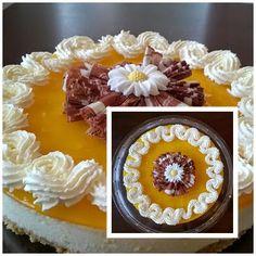 Sitruunakakku (oma) cheesecake