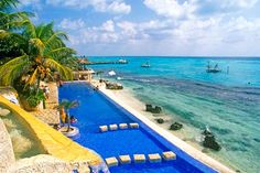 Royal Garrafon Tour with Amstar: Cruise across the Caribbean to Isla Mujeres for a day filled with fun and adventure!