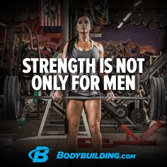 Welcome to the Bodybuilding.com Women's Tab! Here, you'll find the best information that will help you reach all of your fitness goals. You'll learn how to exercise and eat for lean muscle and less body fat, how to exercise with proper form, and even how to train from everything from a 5k to a physique competition. Bodybuilding.com