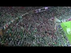 Irish Fans Sing Fields of Athenry Against Spain, Euros 2012 #video #calcio…