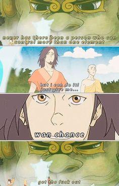 The Legend of Korra: hahaha
