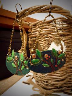 Jar na retiazke by Martinuska - SAShE.sk - Handmade Náušnice