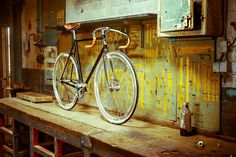 Workshop bicycle...