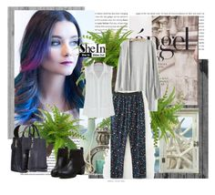 """""""SheIn III/6"""" by melisa-mulahusic ❤ liked on Polyvore featuring moda, Edition y shein"""