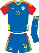 Andorra   home jersey   2014-16
