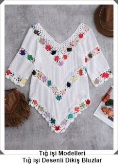 A site with wide selection of trendy fashion style women's clothing, especially swimwear in all kinds which costs at an affordable price. mode frauen Crochet Chevron Beach Cover-Up Tunic Crochet Tunic Pattern, Crochet Blouse, Crochet Lace, Crochet Patterns, Chevron Crochet, Trendy Fashion, Womens Fashion, Fashion Hair, Crochet Collar
