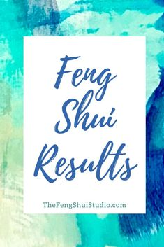 Feng Shui Results - The Feng Shui Studio Feng Shui Basics, Feng Shui Tips, Feng Shui Landscape, Feng Shui Health, Feng Shui Studio, Feng Shui Office, Good Energy, How To Increase Energy, Wealth