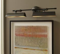 Museum Mount Spotlight Track Lighting | Pottery Barn