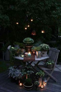 Mystical garden atmosphere #garden ✿