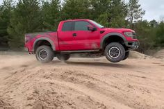 Off-Roading in a High-Mileage 2010 Ford F-150 SVT Raptor 2010 Ford Raptor, Ford F150 Raptor, Offroad, Monster Trucks, Commerce, Ford Trucks, Motorcycles, Cars, Business