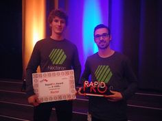3D-print startup Nectar wint RapidPro Startup Award - http://visionandrobotics.nl/2017/03/13/3d-print-startup-nectar-wint-rapidpro-startup-award/