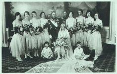 Wedding of King Olav V and Crown Princess Märtha of Norway