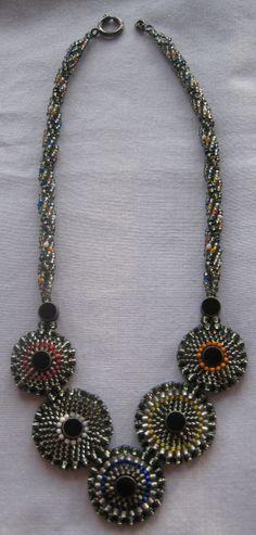 Circles Necklace 2