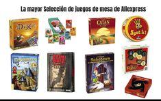 Encuenta los juegos de mesa más baratos de Aliexpress. Son un 50% MÁS BARATOS que en tiendas españolas. Consigue la oferta!! Cover, Card Games, Board Games, Exploding Kittens, Strategy Games, Role Play, Tents