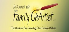 """Genealogy Chart Website. FREE 8.5 x 11 .jpg file just click """"order"""" to download the .jpg and print from your home computer. This makes a wonderful gift for family members.  OR order any larger chart as a .pdf file or printed copy from our choice of 8 paper options."""