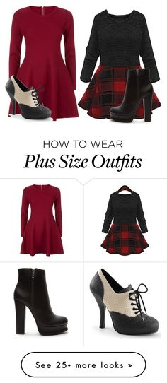 """Making My Way Downtown"" by avamancuso on Polyvore featuring Apricot and Forever 21"