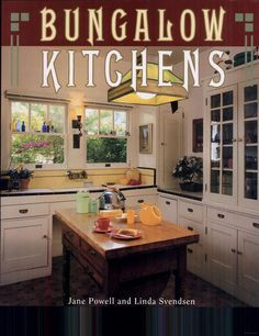 Great resource for restoring an old house. Has blueprints for cabinets with flush inset doors.