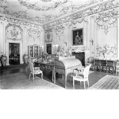 Drawing Room. Chesterfield House, London, Destroyed 1934