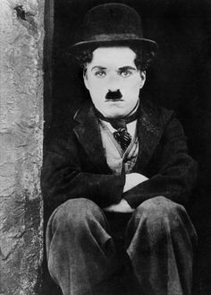 Charlie Chaplin played a left-handed violin