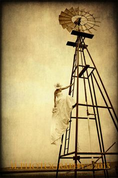 Rustic Western Wedding Bride Fine Art Photography by 3LPhotography, $25.00