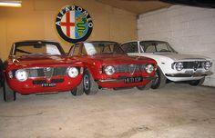 1965 Giulia Sprint GTA