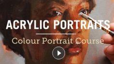 Acrylic_portrait_beginners_course