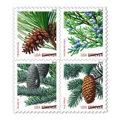 Stocking Stuffer - Stamps - AK