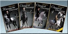 CLASSICAL DRESSAGE with Philippe Karl, 4 DVD Set   In English, (NTSC-formatted DVD, not for PAL Systems), Philippe Karl Former headmaster at the French Riding School.
