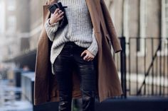 Come abbinare i pantaloni di pelle per essere stilosa [FOTO] | Stylosophy