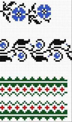 Ukrainian embroidery Chain Stitch Embroidery, Embroidery Stitches, Embroidery Patterns, Hungarian Embroidery, Folk Embroidery, Loom Patterns, Cross Stitch Patterns, Stitch Head, Loom Beading